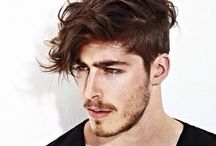 Mens Hair styles / by Cayne Standish