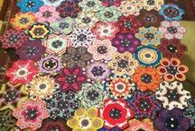 English Paper Piecing / by Megan Norrell