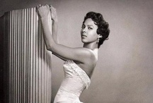 ::Old School Hollywood Beauty:: / by Rochonne Simmons