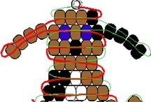 Pony Bead Patterns / Pony Bead Patterns. Make them all! Great for a gift. www.makingfriends.com for all our creative patterns. / by MakingFriends.com Kids Crafts