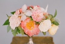 Coral Wedding Inspiration / by MagnoliaRouge