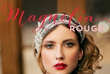 Magnolia Rouge Magazine Issue 1 / Magnolia Rouge Magazine Issue 1 - The Urban Issue. Wedding Inspiration for brides worldwide / by MagnoliaRouge