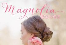 Magnolia Rouge Magazine - Issue 2 / by MagnoliaRouge