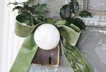 Home for the Holidays / Christmas decor & Recipes / by Rhiannon Mercedes Martin