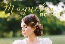 Magnolia Rouge Magazine - Issue 3 / The Heirloom Issue / by MagnoliaRouge