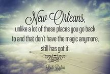 New Orleans Inspiration / Quotes and inspiration about our beloved Crescent City, New Orleans! / by Zatarain's