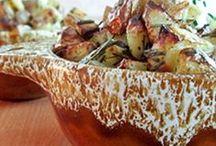 Recipes - Savory / by Elizabeth Sheats