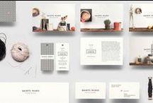 Branding & Identity Design  / by Marija Perovic