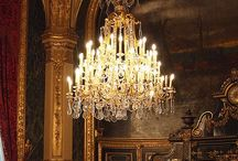 highlights / Chandeliers and Lamps / by Giselle Bassi