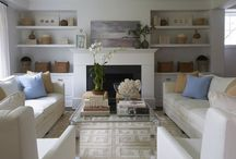 Interior Home Ideas / by Michelle Backer
