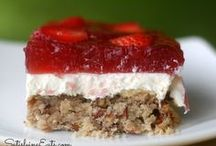 Strawberry Season! / by Kathy Burchfield