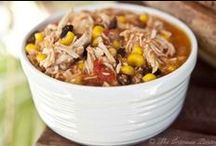 Slow Cooker Recipes / by Kathy Burchfield