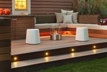 Decks / by Serendipity Garden Designs