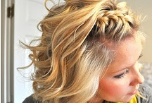 hairdo's or dont's... / by Danielle Reichman