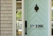{Home} Entry Ways / by Rachel Joram