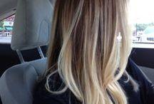 Hair  / by Ashley S