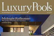 Our Books & Magazines / Manor House Publishing Co., Inc., publishes two magazines—Pool & Spa Outdoor and Luxury Pools. Issues of both magazines are available to order online in both print and digital format for immediate download. Manor House also publishes a number of pool idea books perfect for any homeowner looking to install a swimming pool. You can order the idea books individually or as a set of four. http://www.manorhousebookstore.com/ / by PoolSpaOutdoor.com