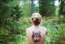 Ink / by Rachel Mulligan