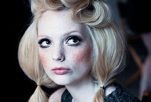 beauty/hair/makeup / by Victoria Davies-Murney