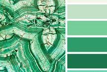 Patterns + Color / by Lauren Woods