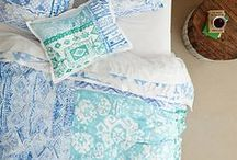 Linens+Pillows+Lovely / #Bedding #Bedroom #Pillows #Home #Accessories / by Lauren Woods