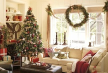 Christmas Decor  / by Eliza Frake