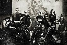 sons of anarchy / by Wendy Wade