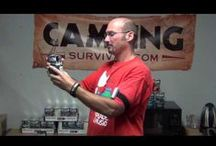 Camping Survival on YouTube / The how-to and informational videos we and others have made. / by Camping Survival