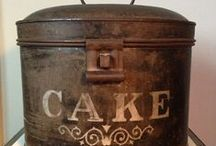 Tins & Canisters / by Debbie Howerton