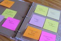 Get Organized / by Pamela Roberts-Rutter