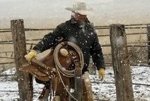 The Cowboy Way / Cowboys . . . 'nuff said. / by Deb Martin-Webster
