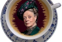 Downton Abbey Products / by Pamela Roberts-Rutter