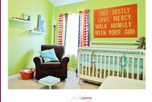 Kids Bedroom Ideas / by Taynyn Richards
