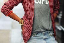 Estilo Libre :: Free Style / apparel & attitude / by Rachel Egboro