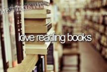 Books!!! / Books that I have and books that I want and books that I just love love LOVE!!! / by Emilee Trenn