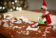 Elf on the Shelf Ideas / by Dawn C