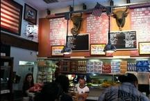 My Favorite Texas Restaurants / by Jeb Matulich