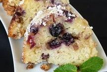 Cakes / Quick Breads /Tarts - YUM! / by Barbara Zito