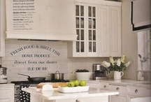 Great Kitchens / by Maria Myers/www.chicshack.net