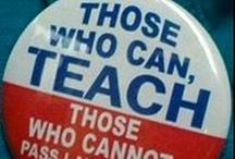 teach / by Katharine Giles