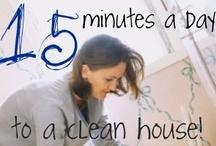 clean / by Katharine Giles
