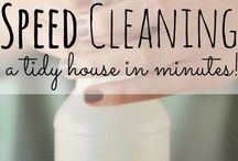 Clean it / by Shawna Keys Oliver