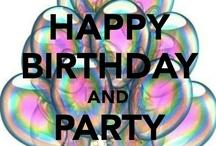 Happy Birthday !! / by Melissa Schumann