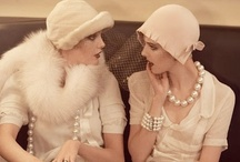 Great Gatsby fashion inspiration / by Northern Ballet