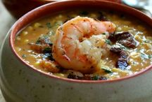 Soup & Chowder Recipes / by Leigh Dotschay