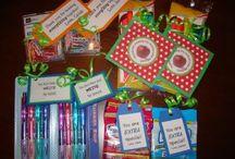 Teacher Gift Ideas / by Leigh Dotschay