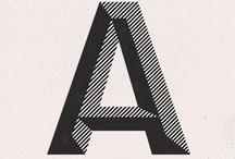 Typography / by Esteve Padilla