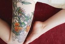 tattoo / by Sarah Dillonaire