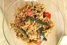 Quinoa Recipes / Quinoa recipes. #quinoa / by Robin {MomFoodie}