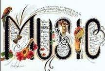 Music for Me / by Miroslawa Pustelnik